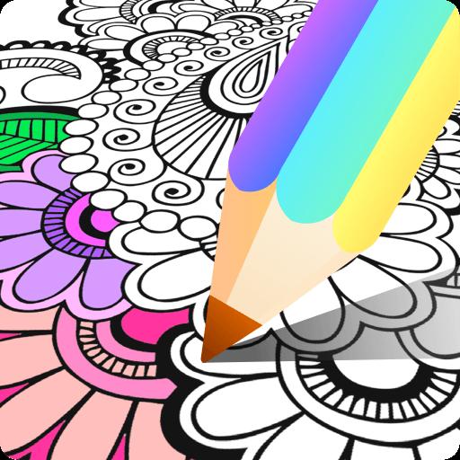 大家来涂色(数字填色趣味解压)app免费破解版v1.4.0手机版