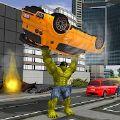 怪物英雄战斗城市无敌破解版v1.0无