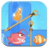 救救小金鱼无限金币无限体力版v1.0