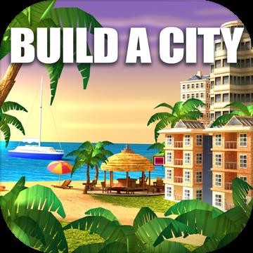 城市岛屿模拟自动收钱器v1.0.0无限金币钞票版