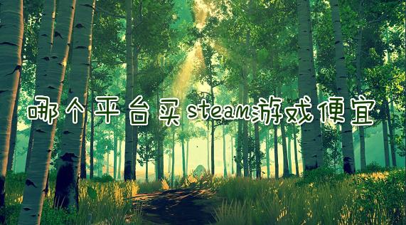 买steam游戏