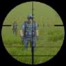 山地狙击无敌版汉化版v1.0无限金币生命最新破解版