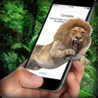 狮子屏幕恶作剧软件最新版v1.1.10抖音恶搞版