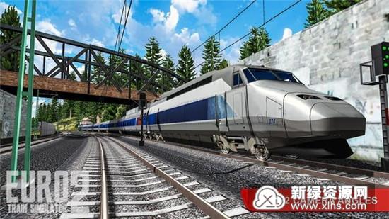 欧洲火车拟器2汉化内购破解版