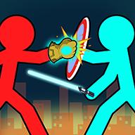 决斗火柴人破解版无限武器装备v3.6.3无限体力版
