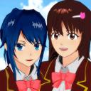 樱花校园模拟器洛丽塔服装解锁汉化最新版v1.034.23最新版