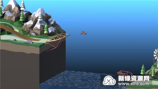 桥梁建筑师2中文破解版
