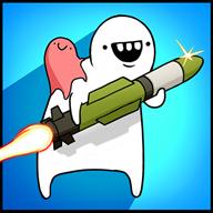 导弹RPG无限钻石升级火箭筒版
