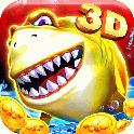 捕鱼嘉年华3D无限钻石金币破解版