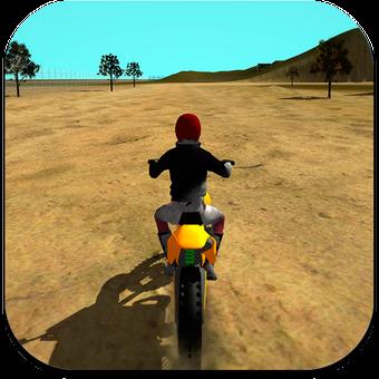 山地越野摩托车自由驾驶模拟器安卓