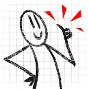 素描人跑酷无限金币无广告版v1.3.1