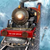 火车铁路模拟驾驶游戏2020最新版v6