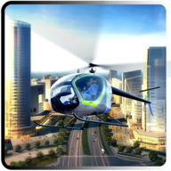 直升机驾驶模拟器(模拟直升机驾驶