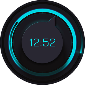仿ios14时钟小组件安卓版无广告v1.