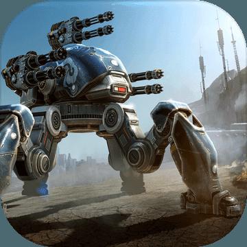 进击战争机器人无限弹药版无敌版v6.3.0无限存档版