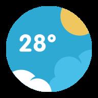 菏泽天气预报app(安果天气)v1.0.5手机版