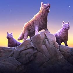 狼模拟器进化无限生命版v1.0.3.1b59无限经验版