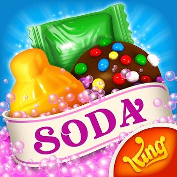 糖果苏打传奇国际版最新版本v1.204.4无限移动版