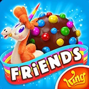 糖果粉碎朋友传奇修改版本v1.66.4无限移动破解版