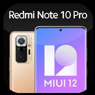 RedmiNote10主题手机版
