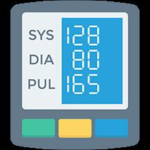 血压笔记血压记录软件v1.8.0安卓手机版