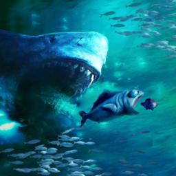 饥饿鲨鱼求生去广告无敌版