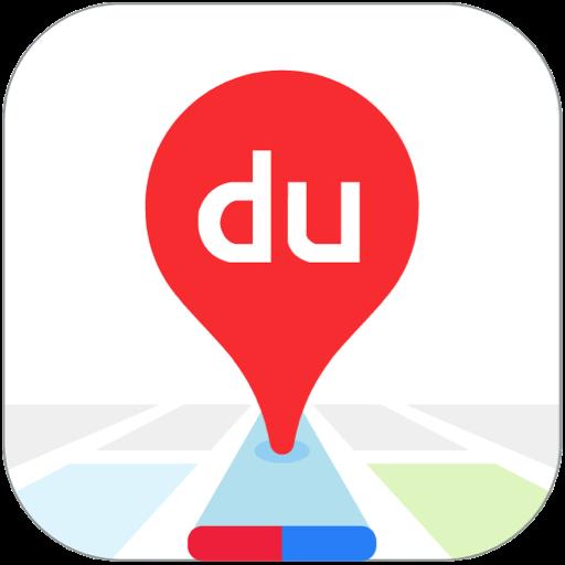 百度地图汽车导航版大屏版v5.0.1.4最新版本