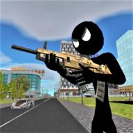 火柴人绳索英雄2无限水晶满vip版v3.0.2安卓版