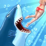 饥饿鲨进化全鲨鱼满级存档解锁版v8
