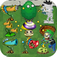 植物大战僵尸动画版中文版v1.1全关卡解锁版